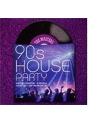 Various Artists - Masters Series - 90s House Party, The (Music CD)