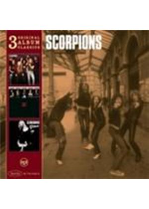 Scorpions - Original Album Classics (In Trance/Virgin Killer/Taken By Force) (Music CD)