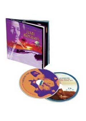 Jimi Hendrix - First Rays Of The New Rising Sun (CD & DVD Collectors Edition) (Music CD)