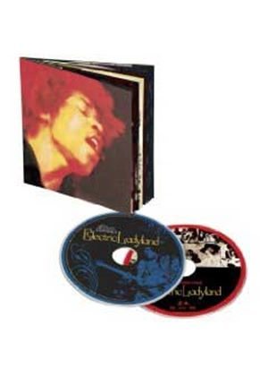 The Jimi Hendrix Experience - Electric Ladyland (CD & DVD Collectors Edition) ((Music CD)