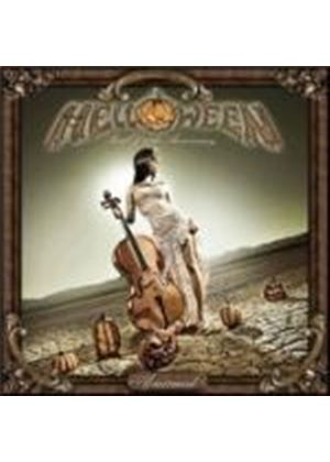 Helloween - Unarmed: Best of 25th Anniversary (CD+DVD)
