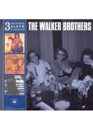 The Walker Brothers - Original Album Classics (No Regrets/Lines/Nite Flights) (Music CD)