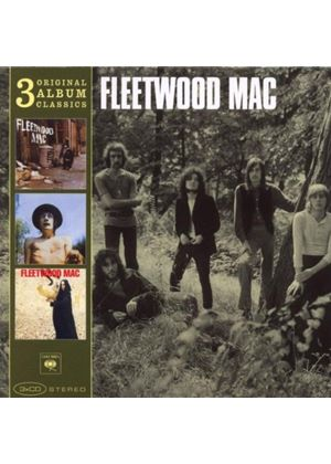 Fleetwood Mac - Original Album Classics (Fleetwood Mac/Mr. Wonderful/The Pious Bird Of Good Omen) (Music CD)