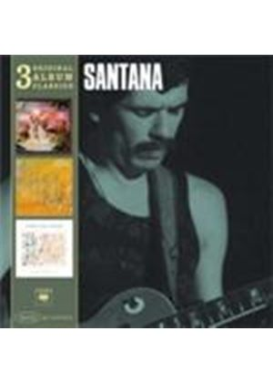 Santana - Original Album Classics (Illuminations/Oneness/The Swing Of Delight) (Music CD)