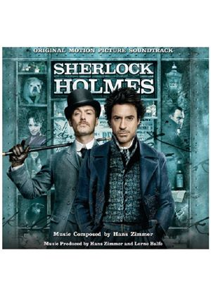 Various Artists - Sherlock Holmes (2009) (Music CD)