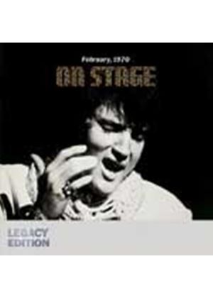 Elvis Presley - On Stage (Legacy Edition) [Digipak] (2 CD) (Music CD)