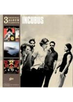 Incubus - Original Album Classics (Enjoy Incubus/Morning View/A Crow Left Of The Murder) (Music CD)