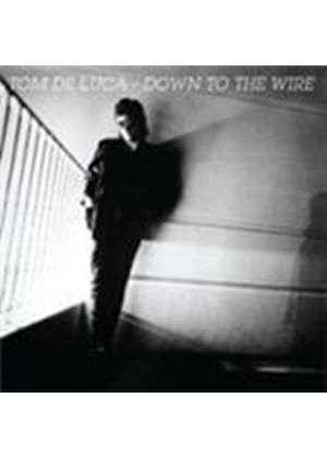 Tom De Luca - Down To The Wire (Music CD)