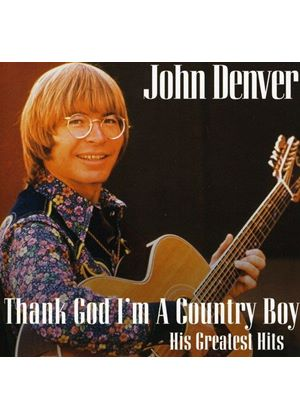 John Denver - Thank God I'm A Country Boy (The Best Of John Denver) (Music CD)