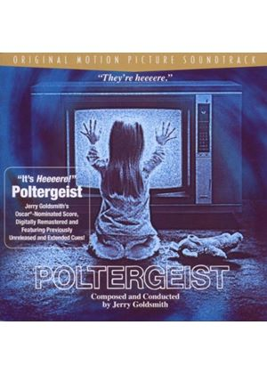 Various Artists - Poltergeist [Remastered] (Music CD)