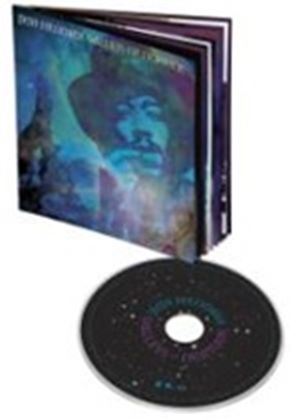 Jimi Hendrix - Valleys of Neptune (Music CD)