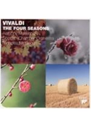 Vivaldi: Four Seasons (Music CD)