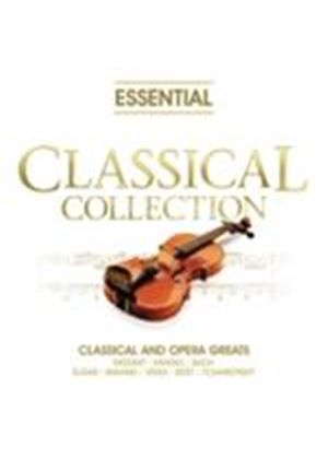 Essential Classical Collection (Music CD)