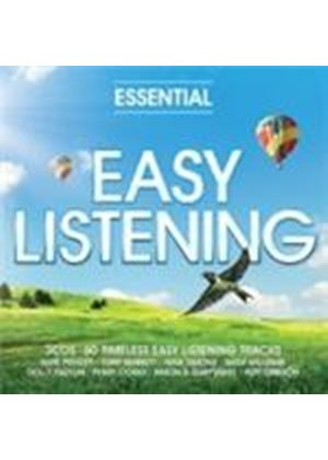 Various Artists - Essential - Easy Listening (Music CD)