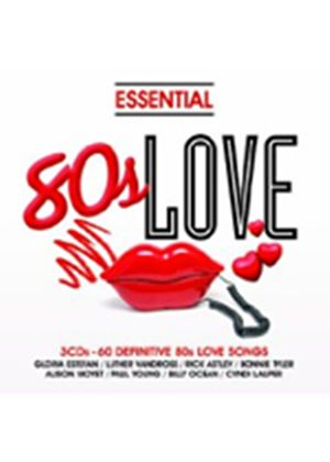 Various Artists - Essential - 80s Love (Music CD)