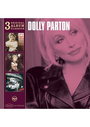 Dolly Parton - Original Album Classics (Eagle When She Flies/Slow Dancing With The Moon/White Limozeen) (Music CD)