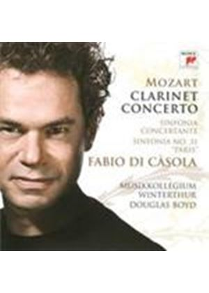 Mozart: Clarinet Concerto (Music CD)