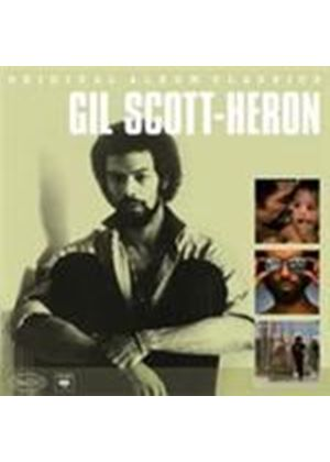 Gil Scott-Heron - Original Album Classics (3 CD) (Music CD)