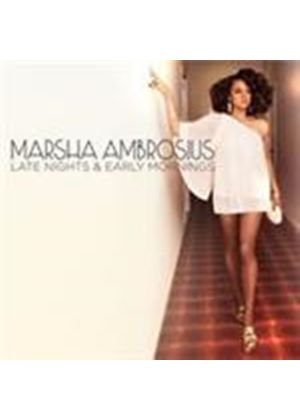 Marsha Ambrosius - Late Nights And Early Mornings (Music CD)