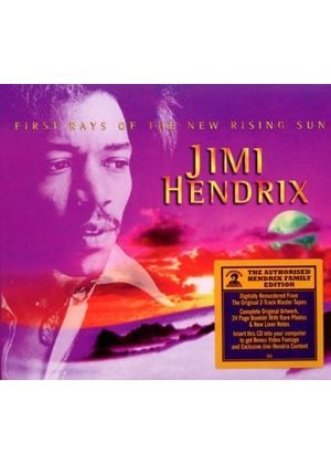 Jimi Hendrix - First Rays of the New.. (Music CD)