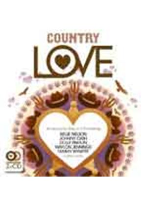 Various Artists - Country Love (2 CD) (Music CD)