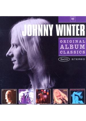 Johnny Winter - Original Album Classics (5 CD) (Music CD)