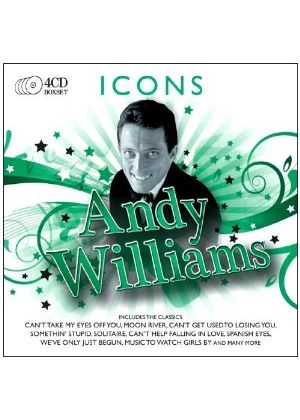 Andy Williams - Icons (4 CD) (Music CD)