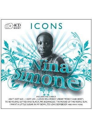 Nina Simone - Icons (4 CD) (Music CD)