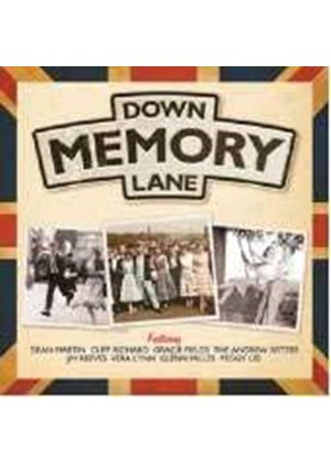 Various Artists - Down Memory Lane (2 CD) (Music CD)
