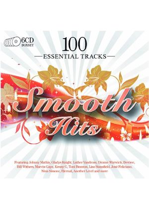 Various Artists - 100 Essential Tracks - Smooth Hits (5 CD) (Music CD)