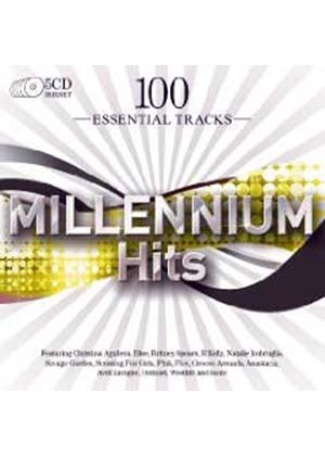 Various Artists - 100 Essential Tracks - Millennium Hits (5 CD) (Music CD)