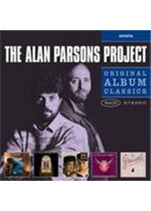 The Alan Parsons Project - Original Album Classics (Pyramid/Turn of a Friendly Card/Eve/Stereotomy/Gaudi ) (Music CD)