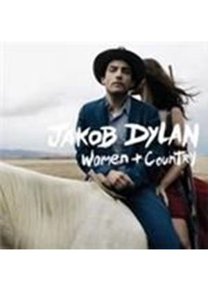 Jakob Dylan - Woman & Country (Music CD)
