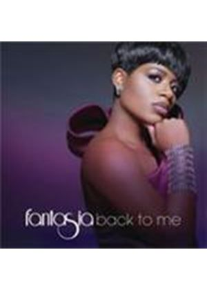 Fantasia - Back To Me (Music CD)