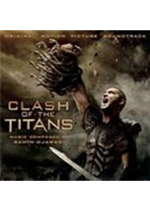 Various Artists - Clash Of The Titans (Music CD)