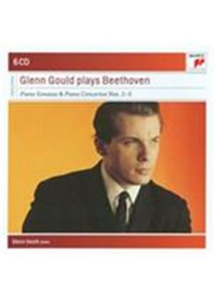 Glenn Gould Plays Beethoven (Music CD)