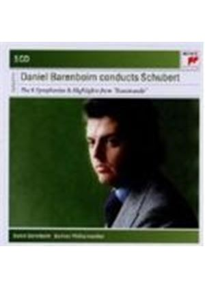 Schubert Symphonies (Music CD)