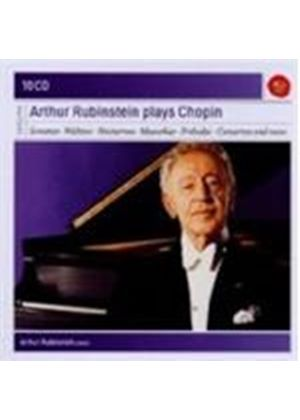 Rubinstein Plays Chopin (Music CD)