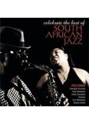 Various Artists - Celebrate The Best Of South African Jazz (Music CD)
