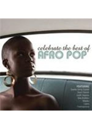 Various Artists - Celebrate The Best Of Afro Pop (Music CD)