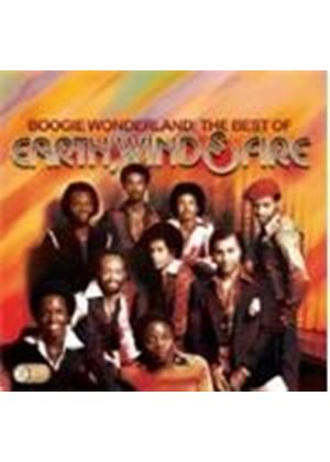 Earth, Wind & Fire - Boogie Wonderland (The Best Of Earth, Wind & Fire) (Music CD)