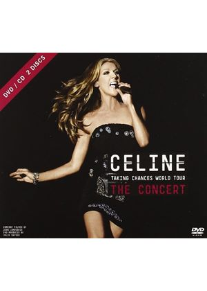 Celine Dion - Taking Chances World Tour - The Concert (+DVD)