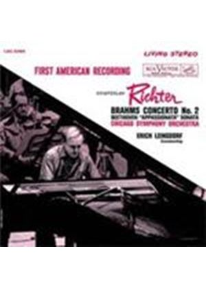 Brahms: Piano Concerto No.2 in B-Flat Major Op.38; Beethoven: Piano Sonata No.23 in F Minor Op.57 'A (Music CD)