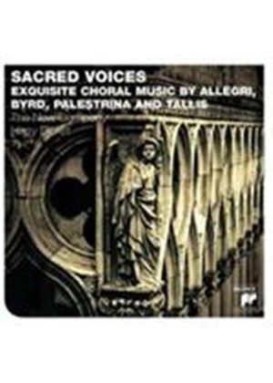 Sacred Voices (Music CD)
