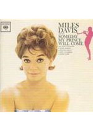 Miles Davis Sextet - Someday My Prince Will Come (Music CD)