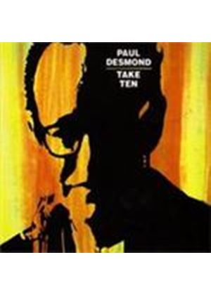 Paul Desmond - Take Ten (Music CD)