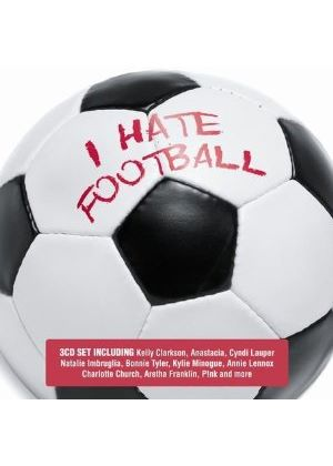 Various Artists - I Hate Football (3 CD) (Music CD)