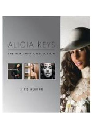 Alicia Keys - The Platinum Collection (Songs In A Minor / The Diary Of Alicia Keys / As I Am) (3 CD) (Music CD)