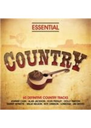 Various Artists - Essential - Country (Music CD)