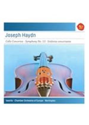 Joseph Haydn: Cello Concertos; Sinfonia concertante (Music CD)